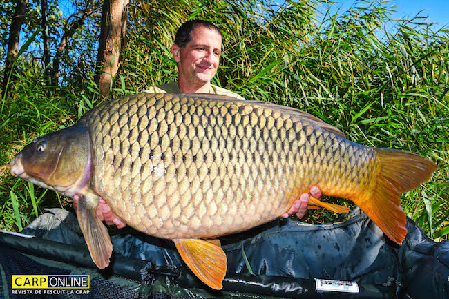 Pescuitul_crapului_cu_Victor_Costache_1